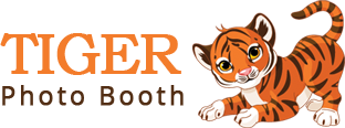 Tiger Photo booth logo